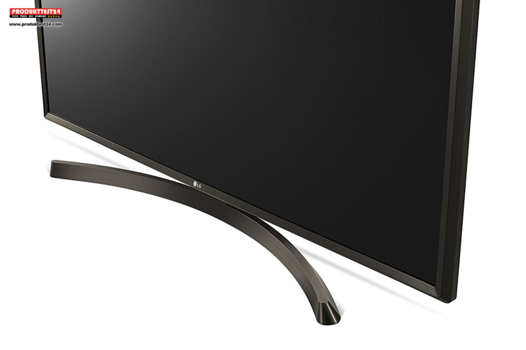 lg 43uk6400 ultra hd mit smart tv und hdr10 pro im test. Black Bedroom Furniture Sets. Home Design Ideas