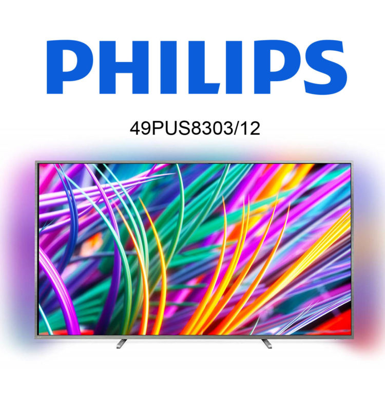 Philips 49PUS8303/12 im Test
