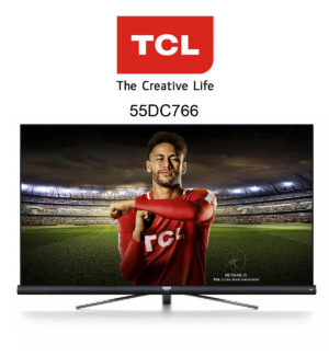 TCL 55DC766 Ultra Slim 4K UHD TV im Test