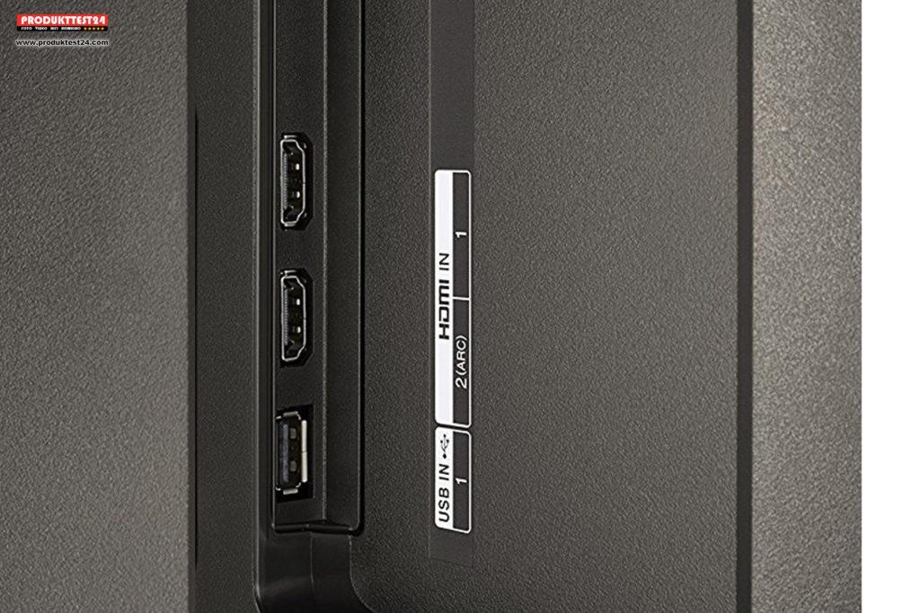 LG 65UK6400 Ultra HD Fernseher mit Smart TV und HDR10 Pro