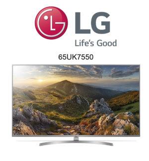 LG 65UK7550 im Test