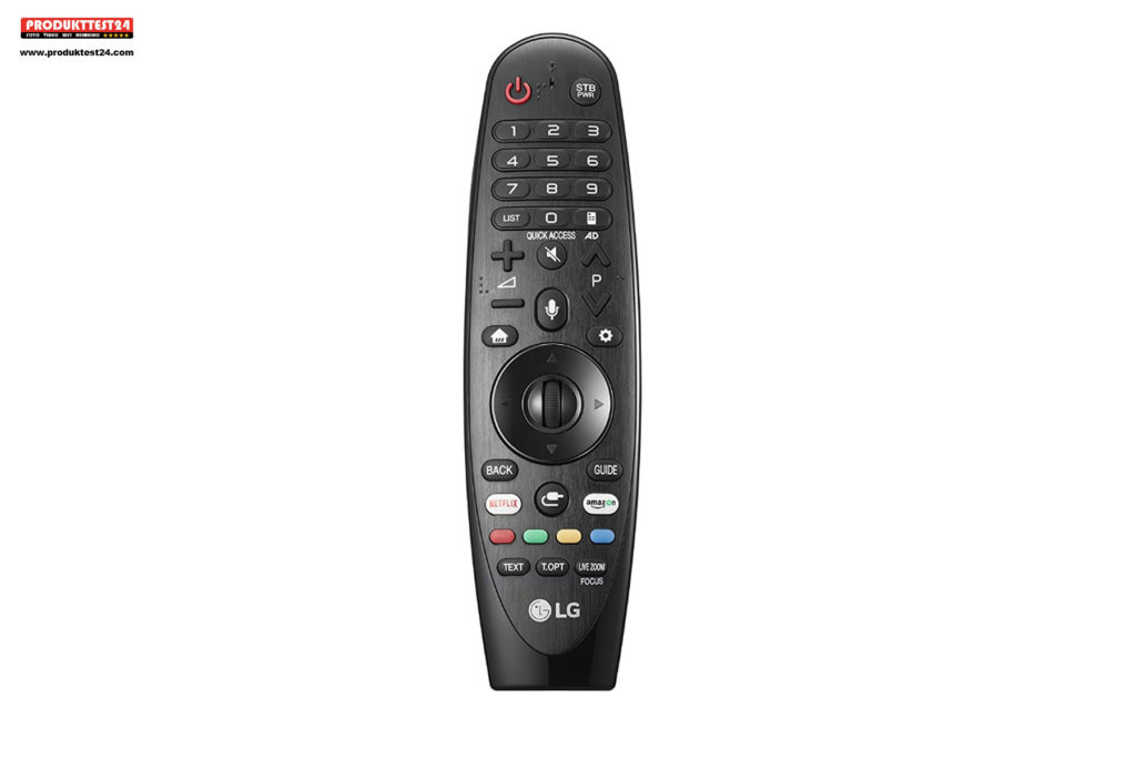 LG 65UK7550 - Magic Remote Fernbedienung
