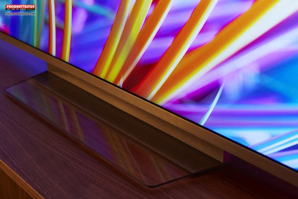 Philips 75PUS8303/12 Flachbild-TV mit UHD, HDR und Ambilight