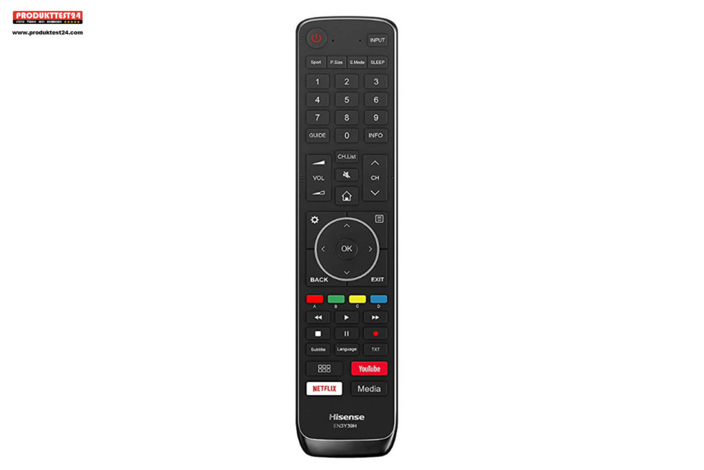 Hisense H50AE6400 (H50A6500) HDR 4K Fernseher