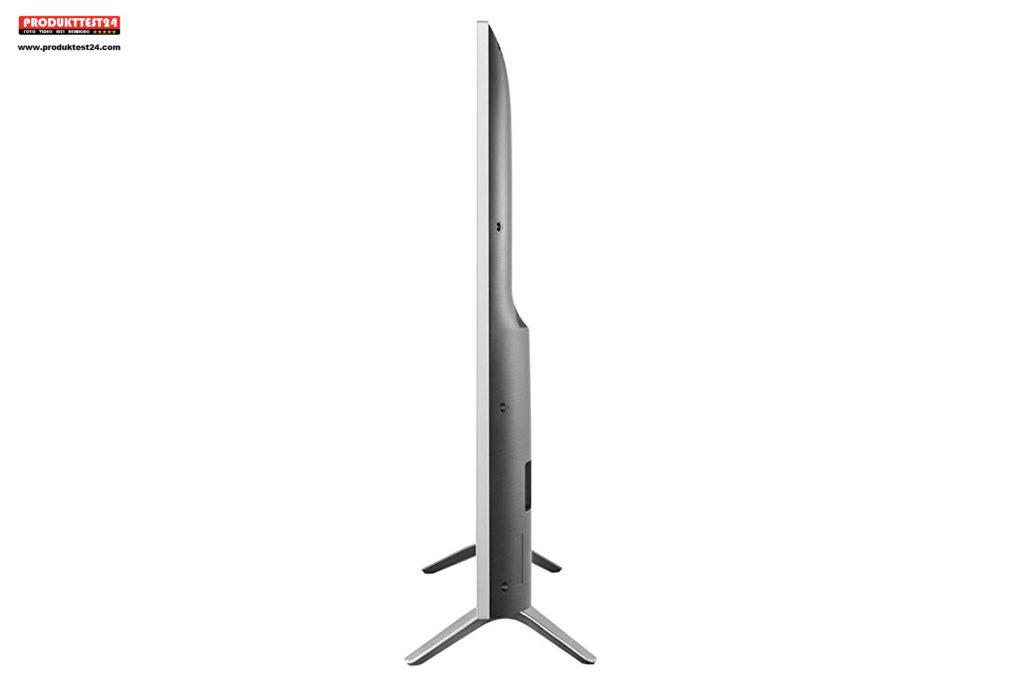 Ultra schlankes Gehäuse des Hisense H55AE6400
