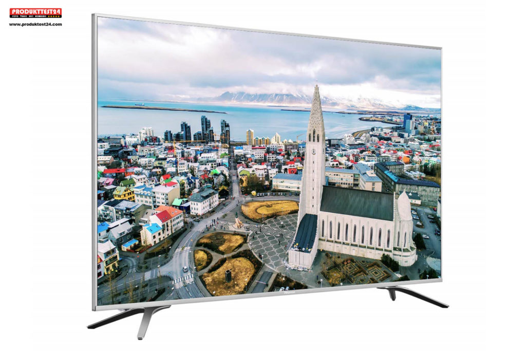 Hisense H55AE6400 / H55A6500 Ultra HD HDR Fernseher