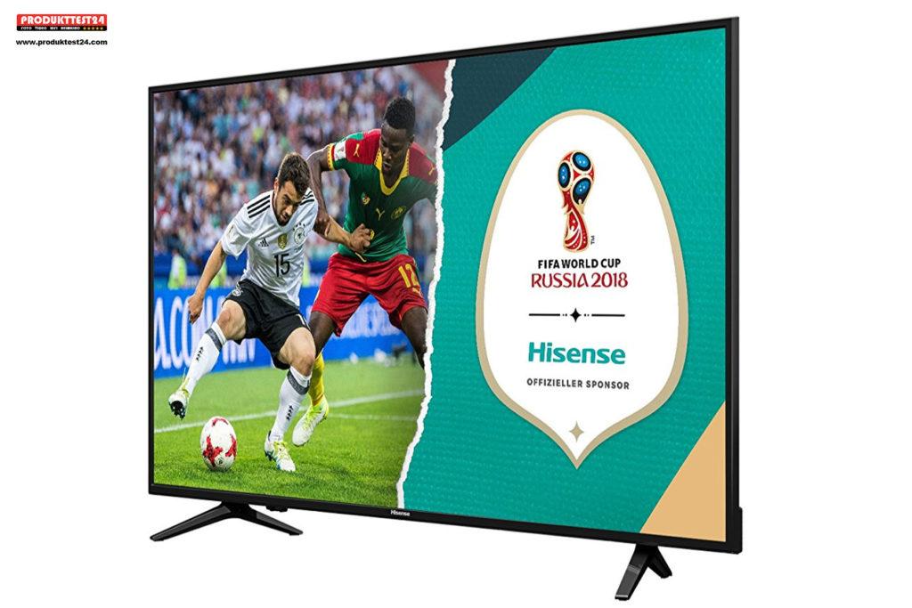 Hisense H65AE6000 / H65A6100 Ultra HD 4K Fernseher