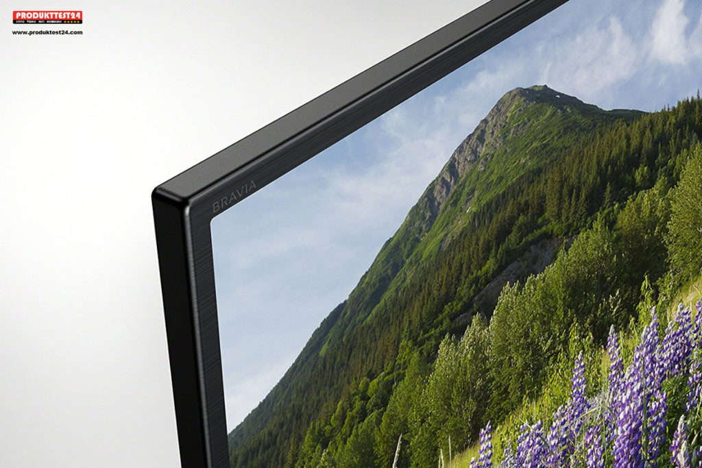 Sony KD-43XF7004 Ultra HD Fernseher mit HDR