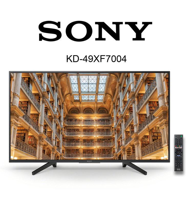 Sony KD-49XF7004 / KD-49XF7005 Ultra HD TV