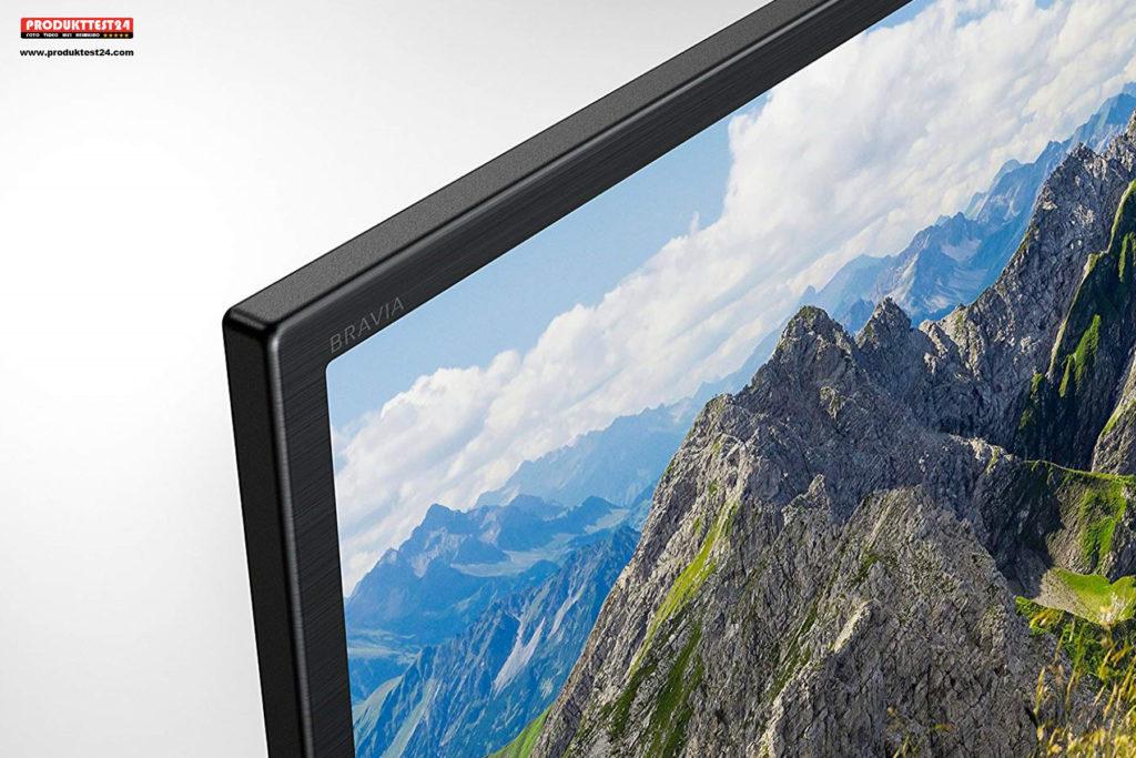 Sony Bravia KD-49XF7596 UHD 4K Fernseher mit HDR10