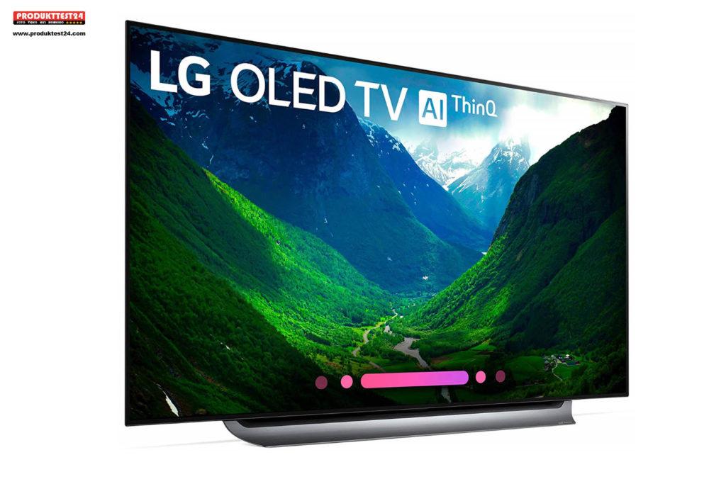 LG OLED65C8 OLED 65 Zoll Fernseher