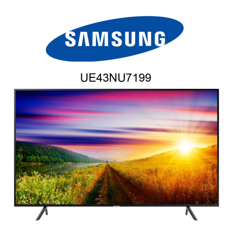 Samsung UE43NU7199 Ultra HD 4K Fernseher