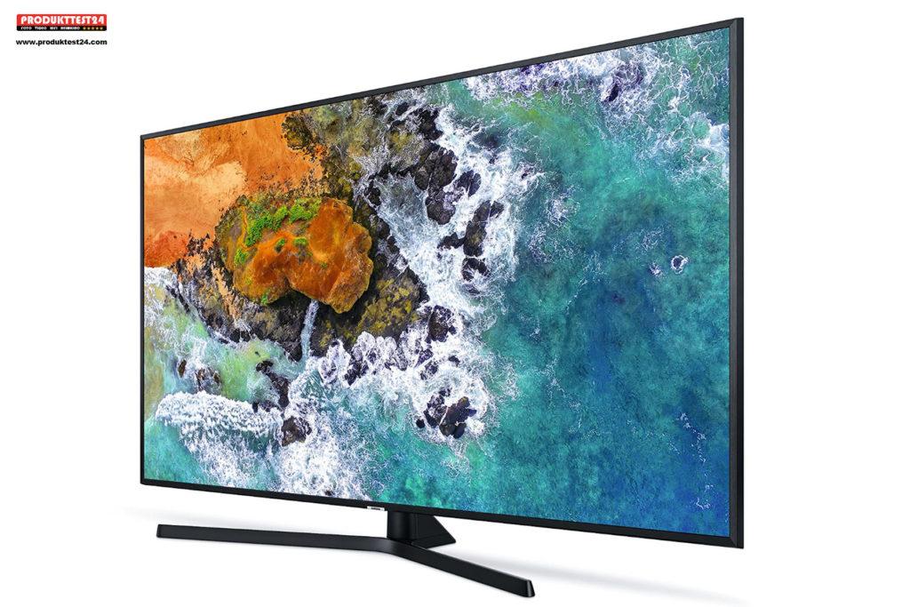 Samsung UE43NU7409 Ultra HD Fernseher mit HDR10