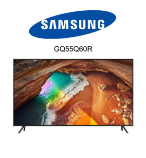 Samsung GQ55Q60R QLED 4K Fernseher