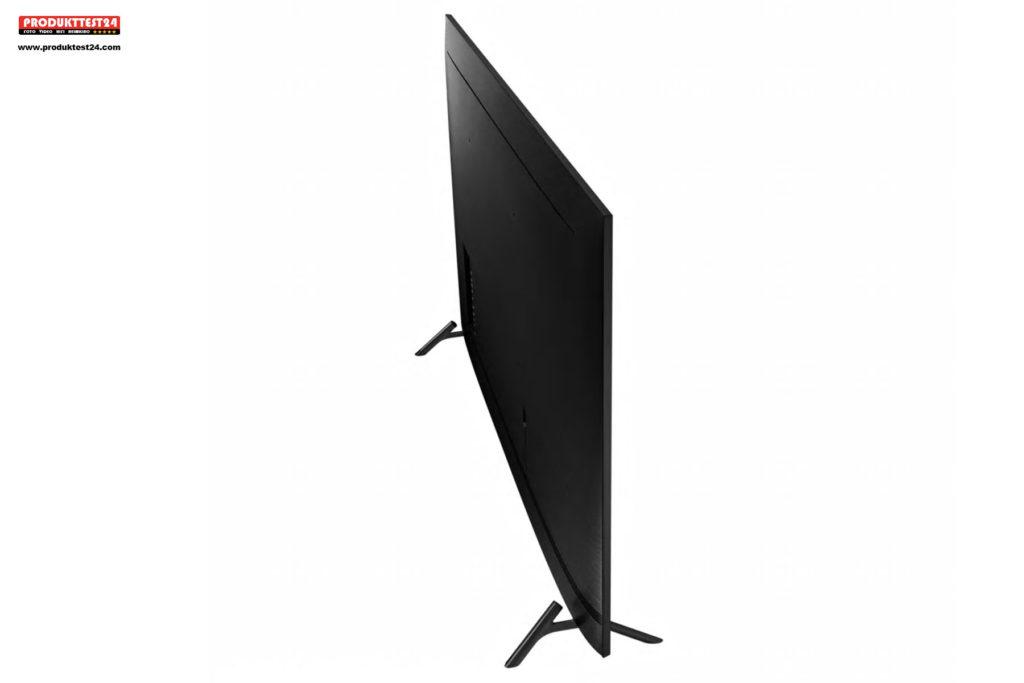 Samsung GQ65Q60R - Ultra flacher QLED 4K Fernseher