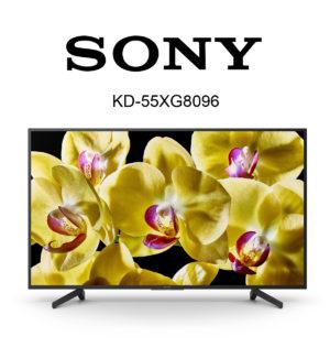 Sony KD-55XG8096 Ultra HD Fernseher im Praxistest