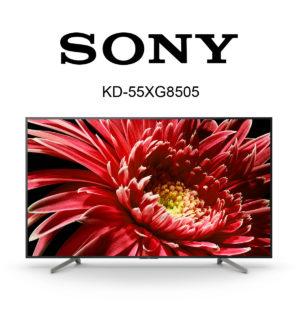 Sony BRAVIA KD-55XG8505 Ultra HD Fernseher