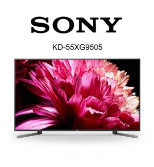 Sony BRAVIA KD-55XG9505 Ultra HD Fernseher