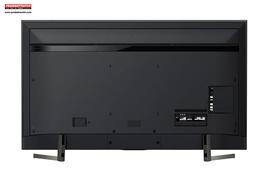 Sony KD-65XG9505 - Rückseite