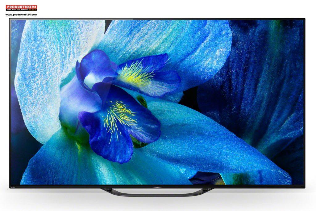 Sony BRAVIA KD-65AG8 OLED 4K Fernseher im Test