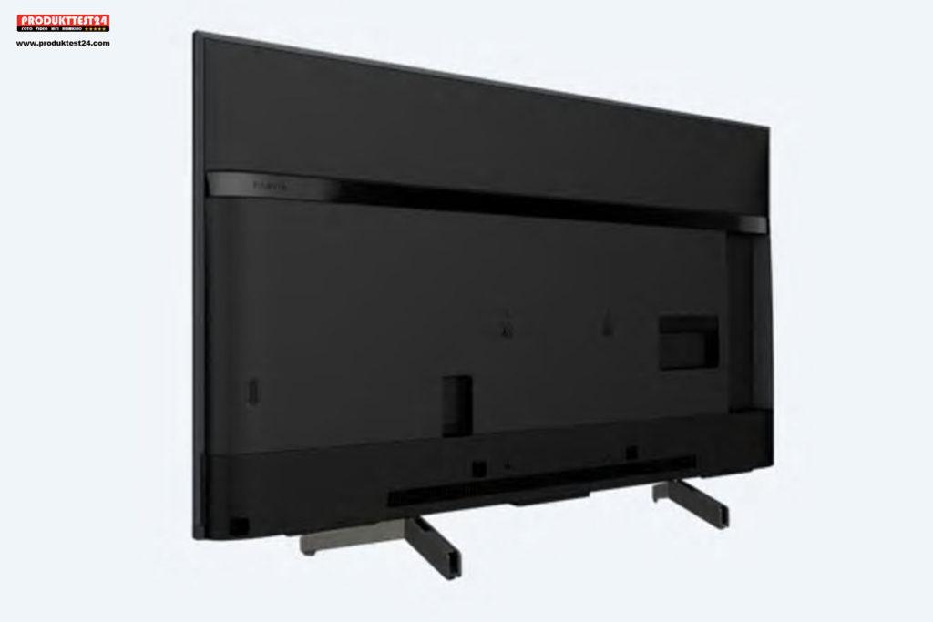 Rückseite des Sony KD-65XG8505