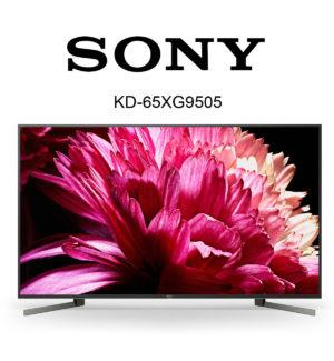 Sony KD-65XG9505 Ultra HD Fernseher