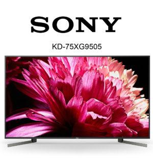 Sony KD-75XG9505 Ultra HD Fernseher