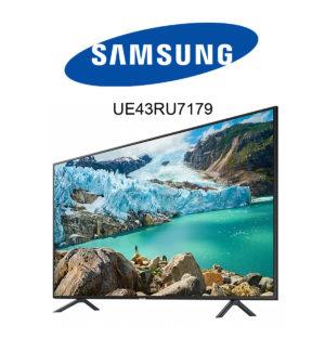 Samsung UE43RU7179 im Praxistest