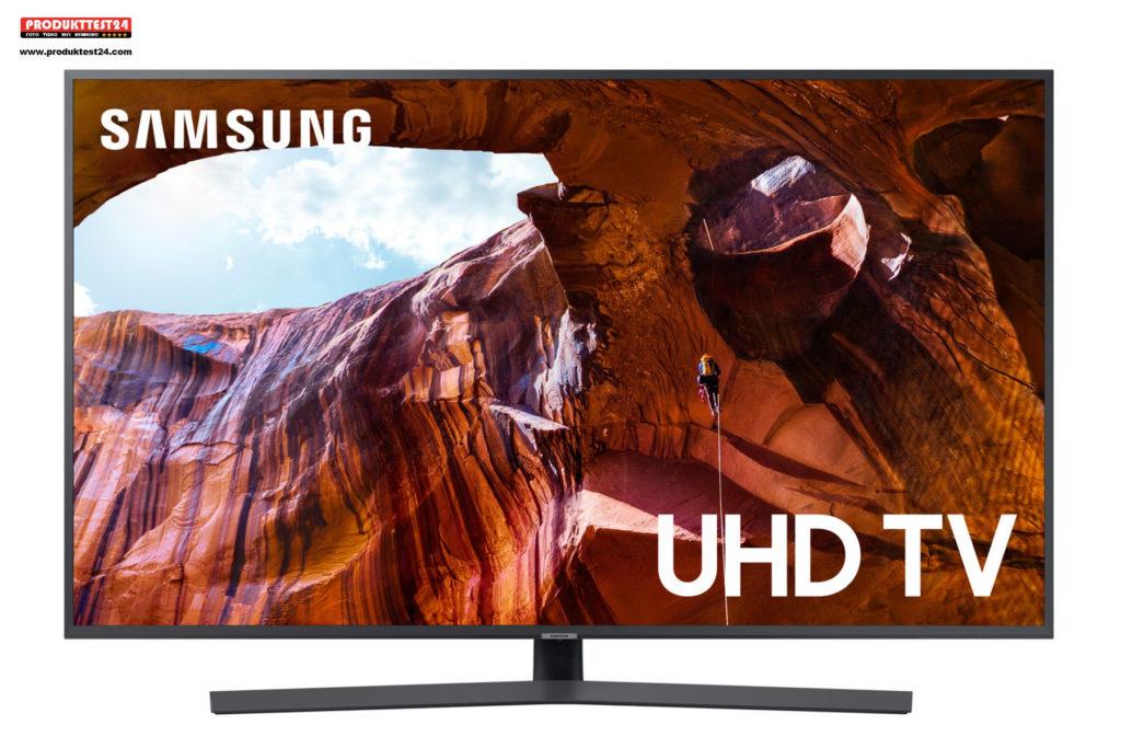 Der neue Samsung UE65RU7409 Fernseher im Test