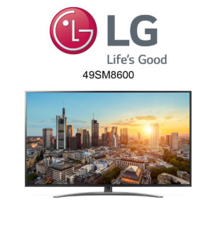 LG 49SM86007LA im Test