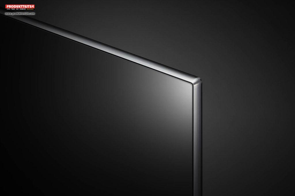 LG 55SM8500 - Edles Aluminium Design
