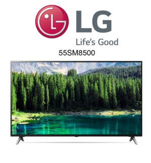 LG 55SM8500 Super UHD TV
