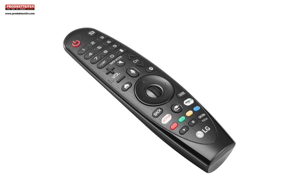LG 65SM8500 - Magic Motion Remote Control