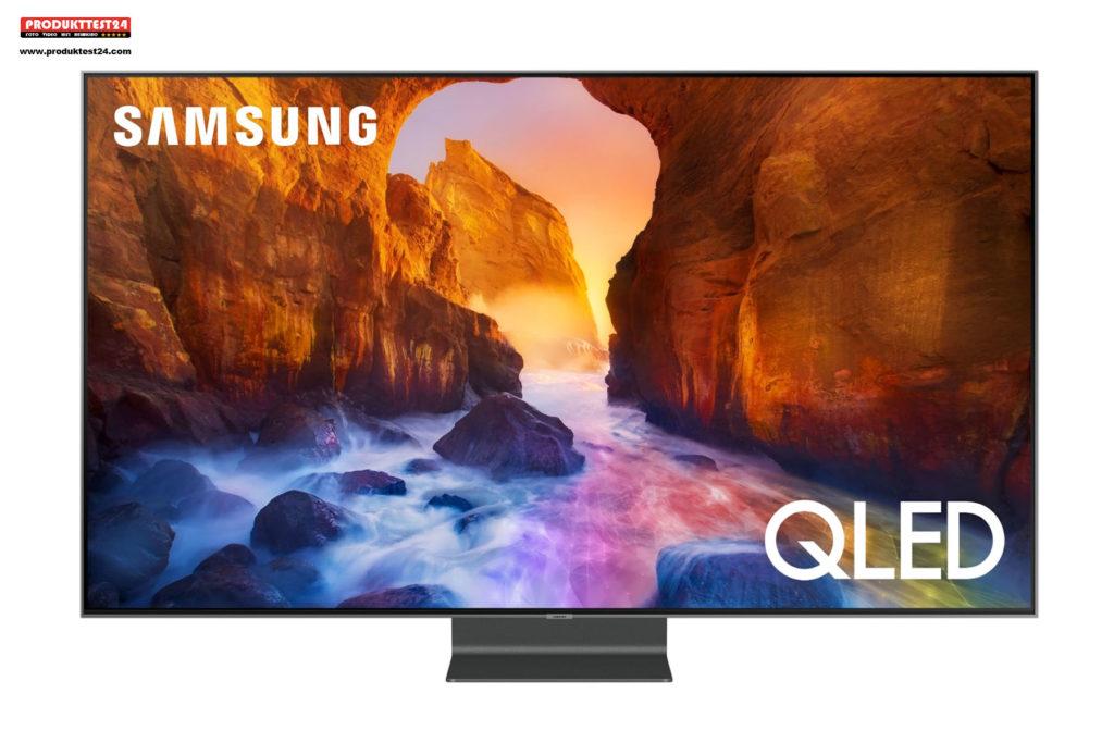 Samsung GQ75Q90R - 75 Zoll QLED 4K-Fernseher