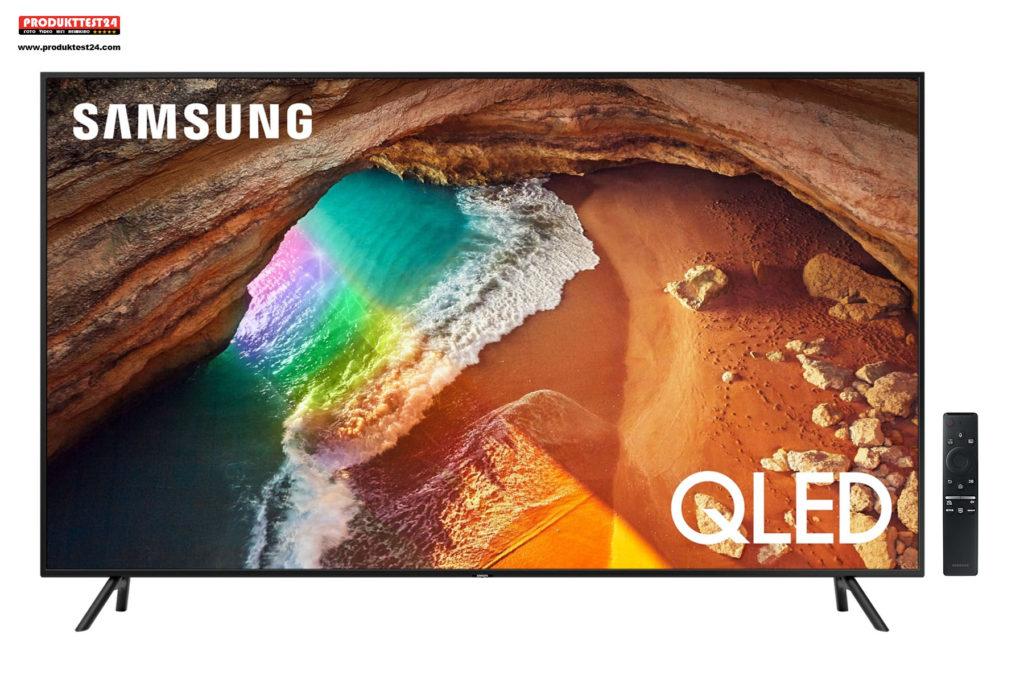 Samsung GQ49Q60RGTXZG QLED 4K Fernseher im Test