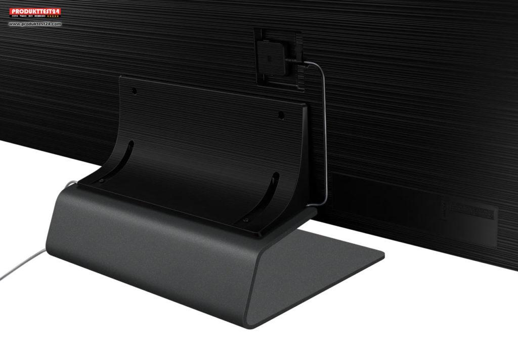 Samsung GQ55Q90R - Monolitfuß