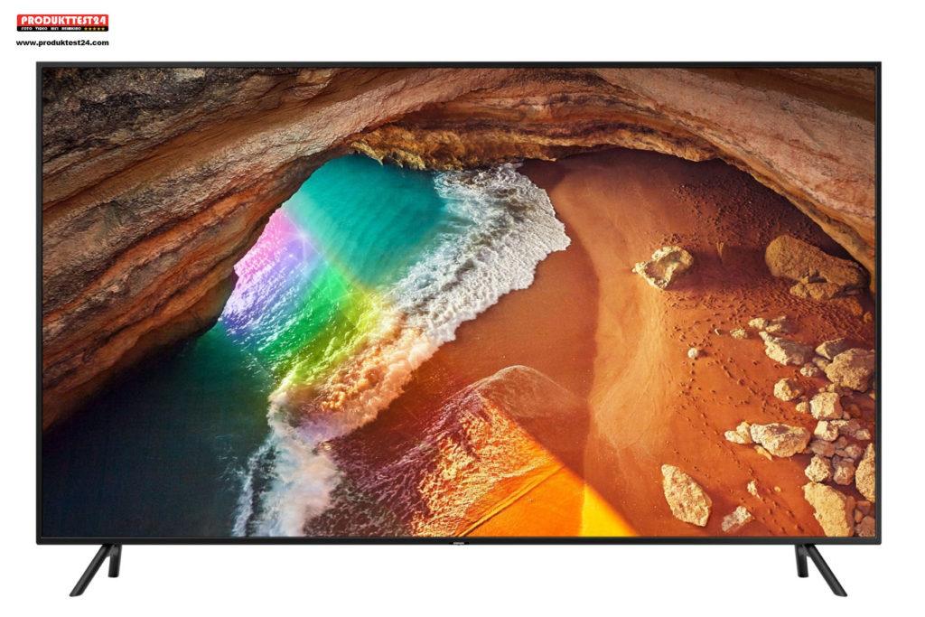 Samsung GQ75Q60R QLED Fernseher im Test