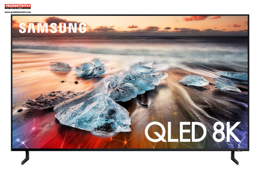 Samsung GQ75Q950RGTXZG QLED 8K-Fernseher im Test