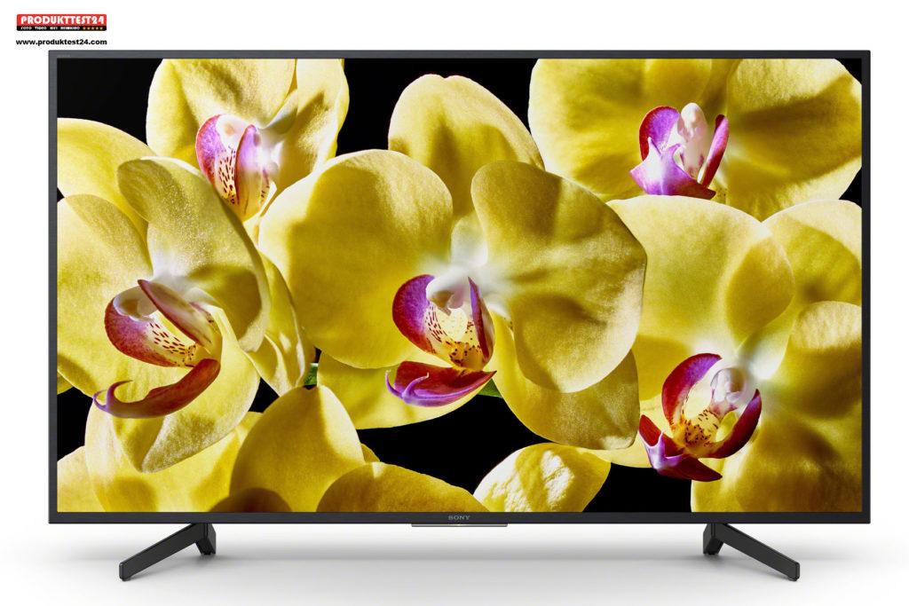 Sony KD-43XG8096 4K-Fernseher im Test