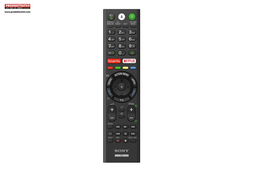 Sony KD-65XG8096 - Fernbedienung