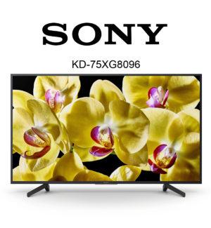 Sony KD-75XG8096 im Test