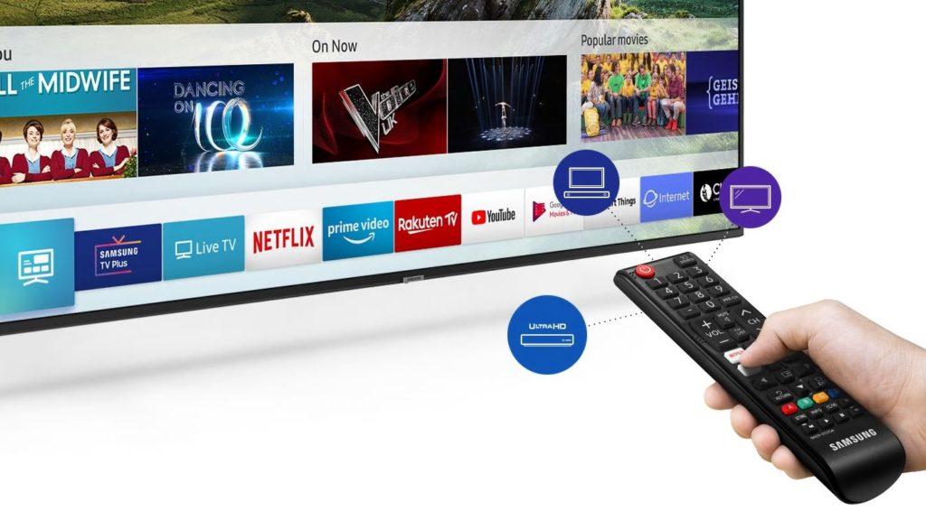 Samsung UE50RU7179 UHD 4K-Fernseher im Test ...