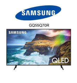 Samsung GQ55Q70R im Praxistest