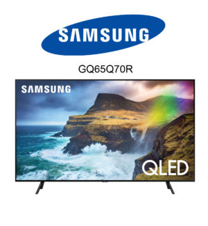 Samsung GQ65Q70R QLED 4K Fernseher