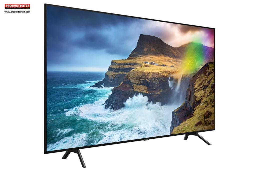 Samsung GQ65Q70R - 65 Zoll QLED 4K TV