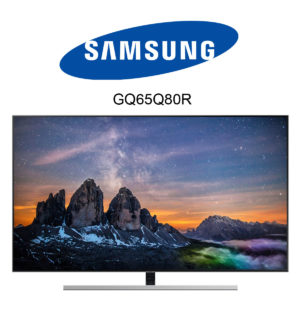 Samsung GQ65Q80R im Praxistest