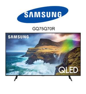 Samsung GQ75Q70R QLED 4K Fernseher
