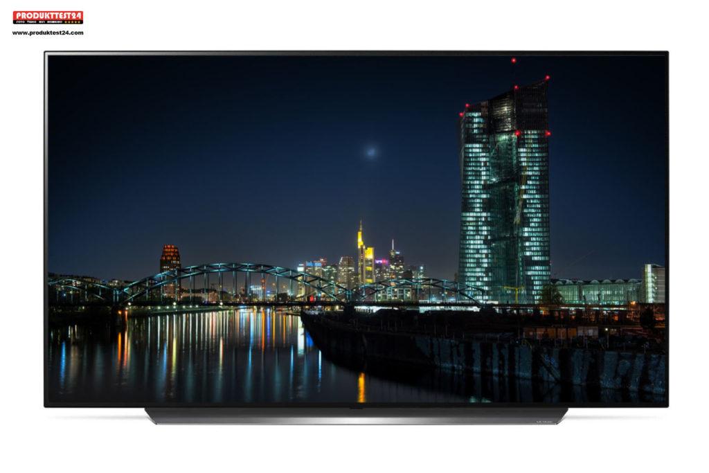 LG OLED55C9 - 55 Zoll großer OLED Fernseher von 2019