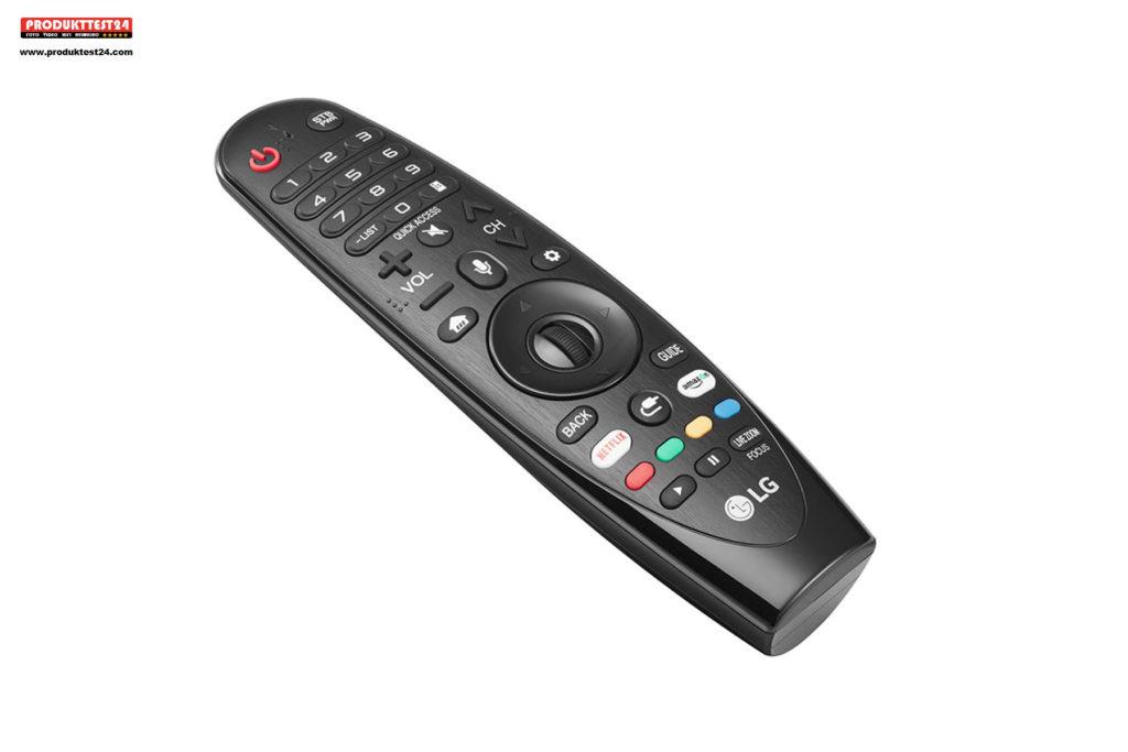 LG OLED55C9 - Die aktuelle LG Smart Remote Fernbedienung von 2019