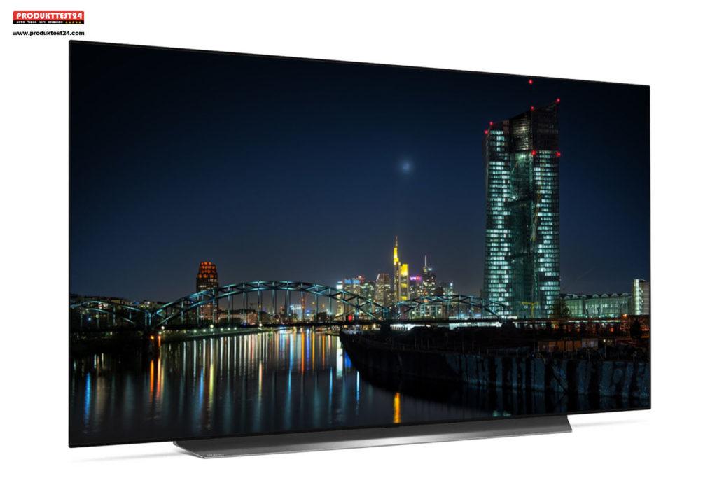 LG OLED55C9 - 55 Zoll High End Fernseher aus dem Hause LG
